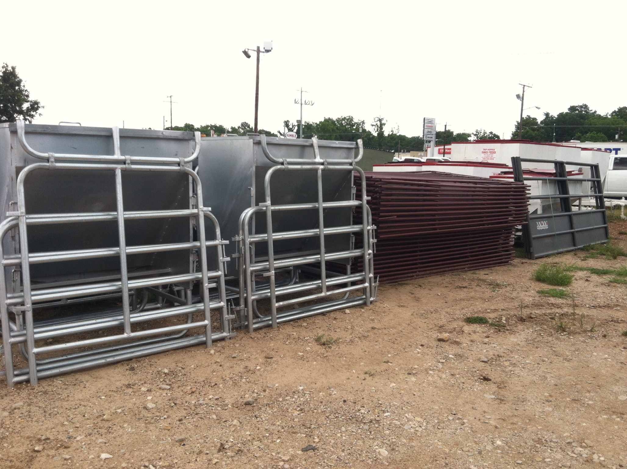 Gates And Panels Standley Feed And Seed