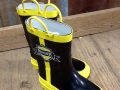 Black & Yellow Boots