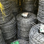 Barbed Wire Fencing Supplies www.standleyfeed.com #standleyfeed