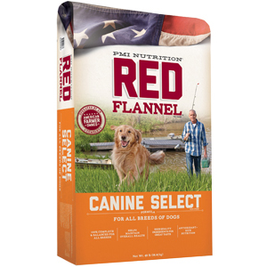 RedFlannelCanineSelect