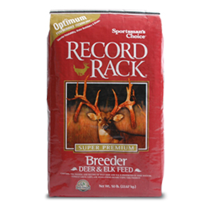 Record Rack Deer Breeder Formula Standley Feed And Seed