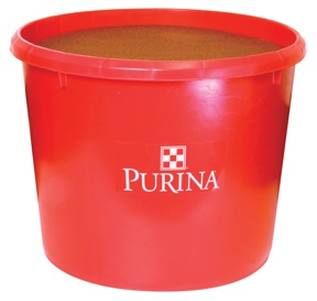 Purina Stress Tubs www.standleyfeed.com #standleyfeed