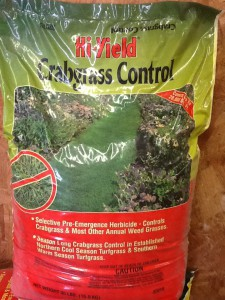 Hi-Yield Crabgrass Control