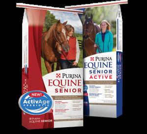 Equine Senior Horse Feeds