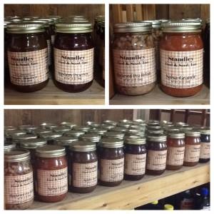 Standley Homemade Jams, Jellies, & Salsa