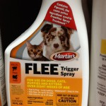 Martin's Flea Spray