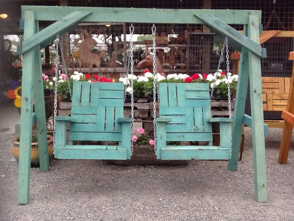 rustic patio furniture