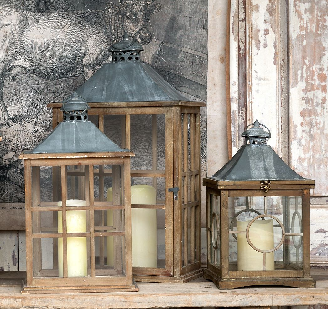 The Park Hill Collection Lanterns