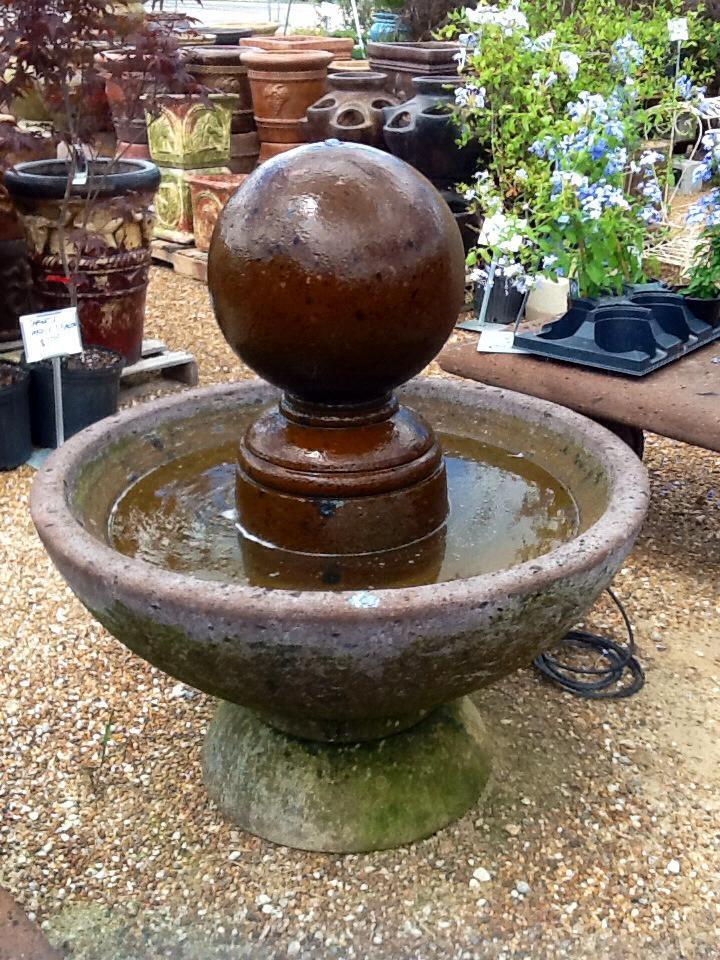 Globe Rock Fountain