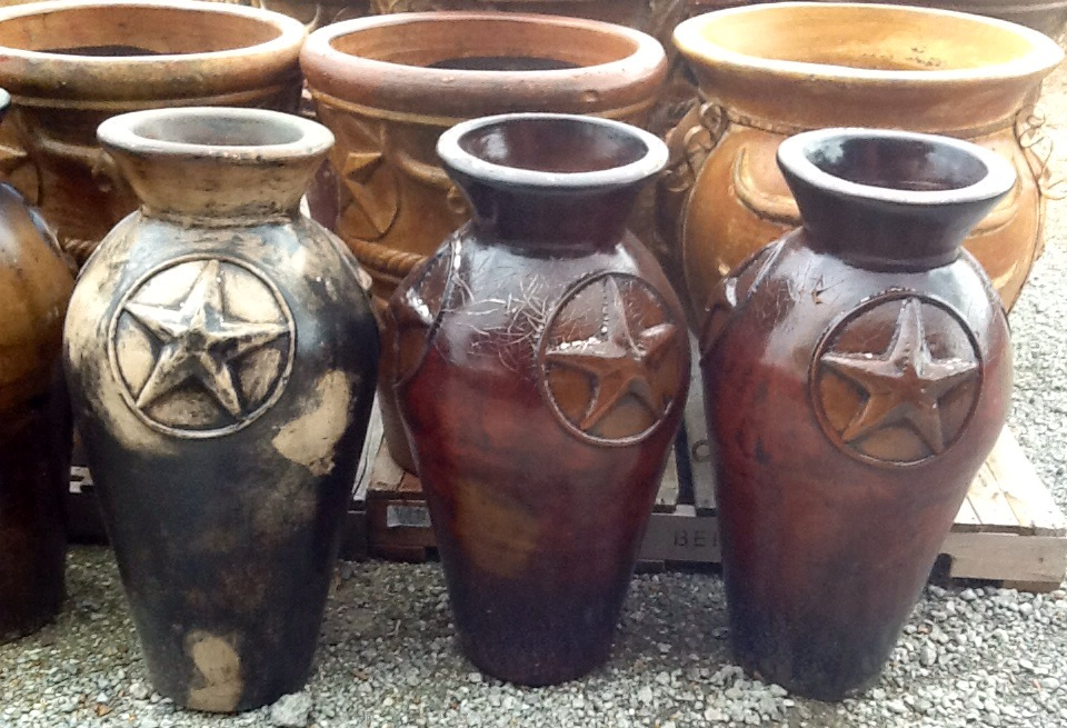 Mexican Pottery Standley Feed And Seed