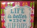 Flip Flop Napkins