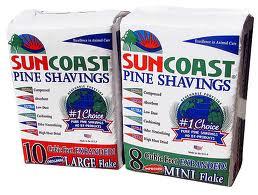 Suncoast Pine Shavings