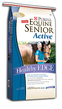 Purina Equine Senior Active Standley Feed And Seed