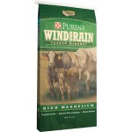 Purina Wind and Rain High Magnesium www.standleyfeed.com #standleyfeed