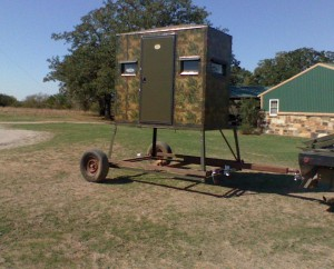 Boss Deer Blinds www.standleyfeed.com #standleyfeed