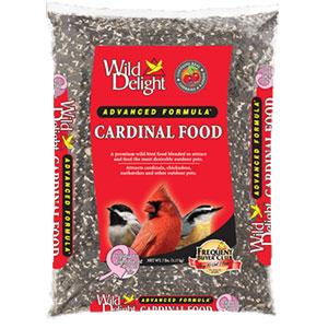 Wild Delight Cardinal