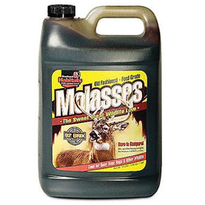 Evolved habitat Molasses