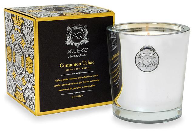 CinnamonTabacCandle