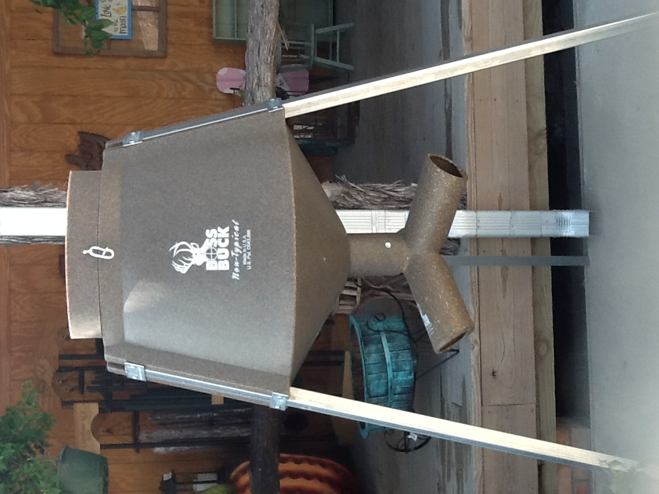 Protein Deer Feeder Standley Feed And Seed