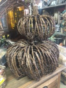 fall decor standley