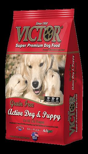 Victor Dog Food