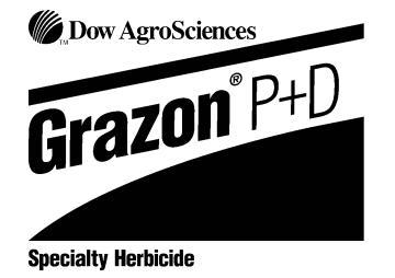 Dow AgroSciences Grazon P+D