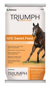 Triumph 10% Sweet Horse Feed