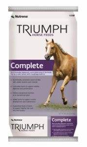 Triumph Complete Horse Feed Standley Feed And Seed