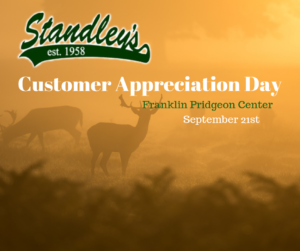 Customer Appreciation Day | Standley Feed