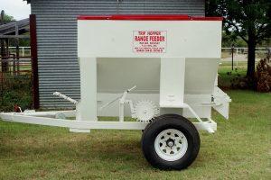 T&S Trip Hoppers - white trailer model